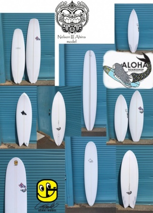 2018年08月28日(火) The Rental boards presented by Aloha board shop